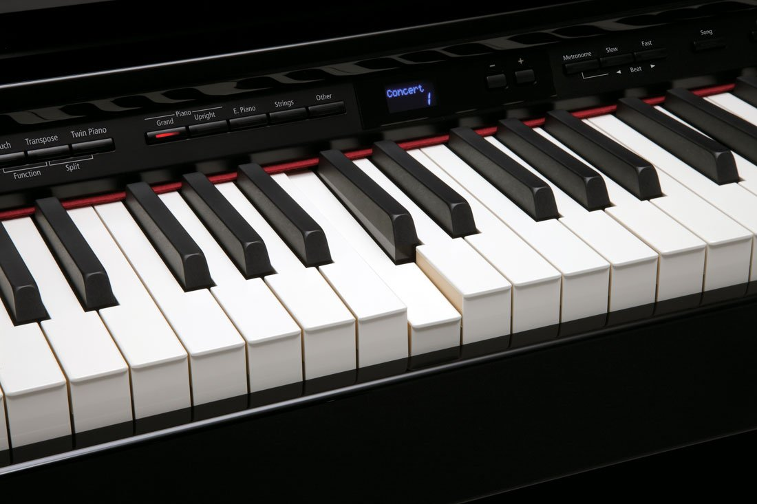 PHA-4 Concert Keyboard with Escapement and Ebony/Ivory Feel