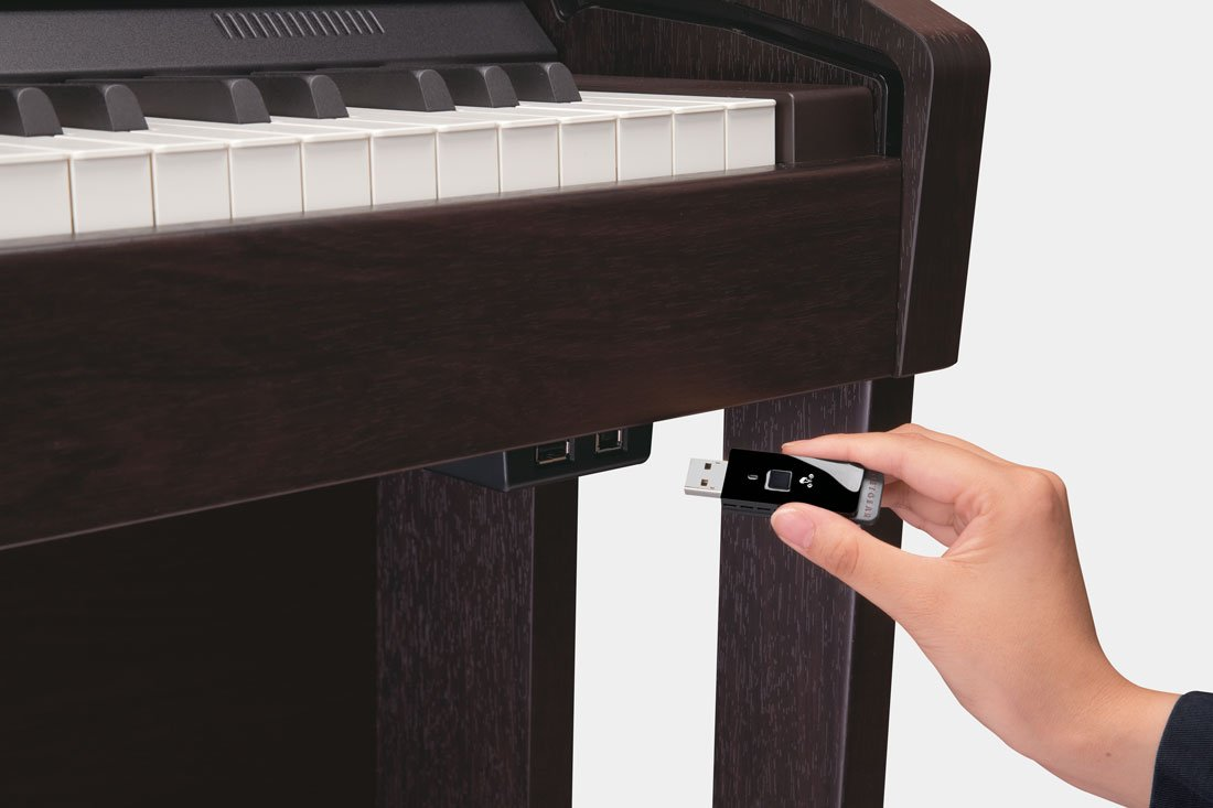 Roland HPi-50e Digital Piano and Roland Wireless Connect