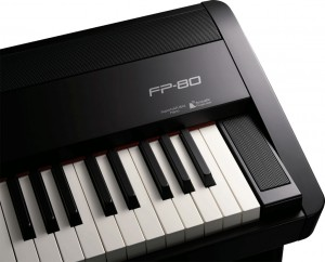 FP-80 Digital Piano is the latest version of the FP-74