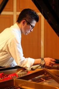 Piano Technician Takashi Iwasaki