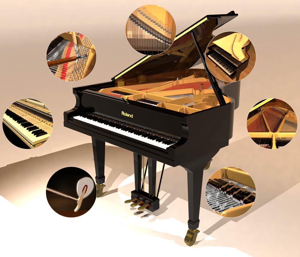 Piano Designer App